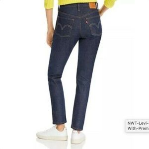Levi's 501 Skinny Jeans  Premium Denim Size 29 NWT